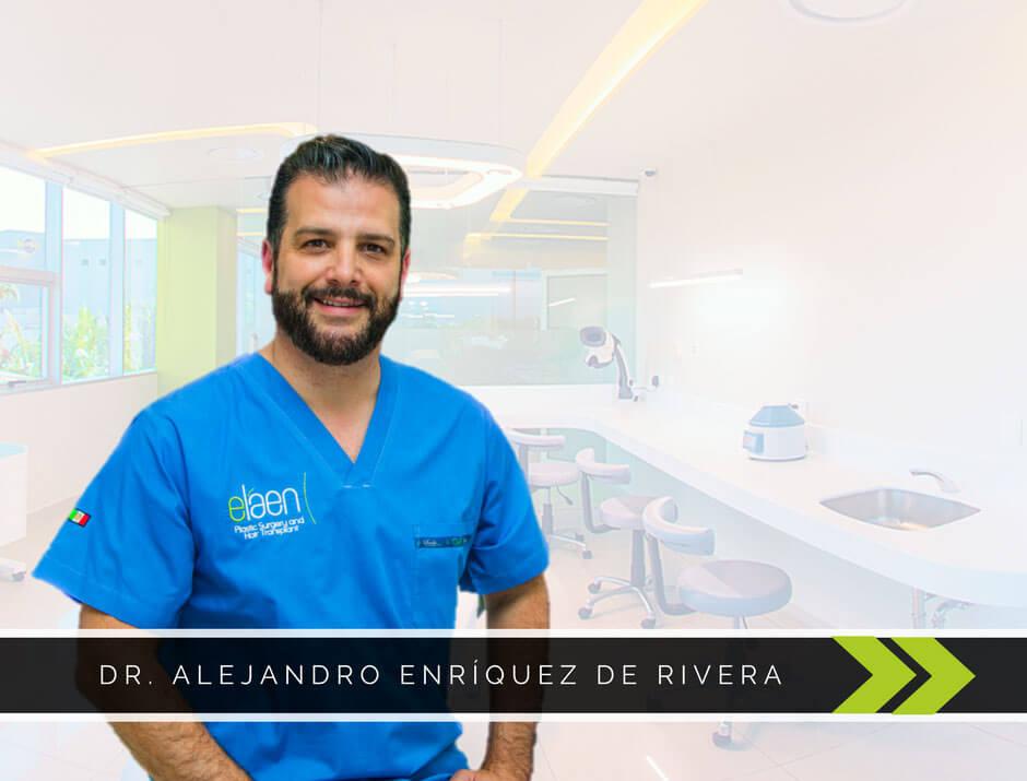 Dr. Alejandro Enriquez de Rivera