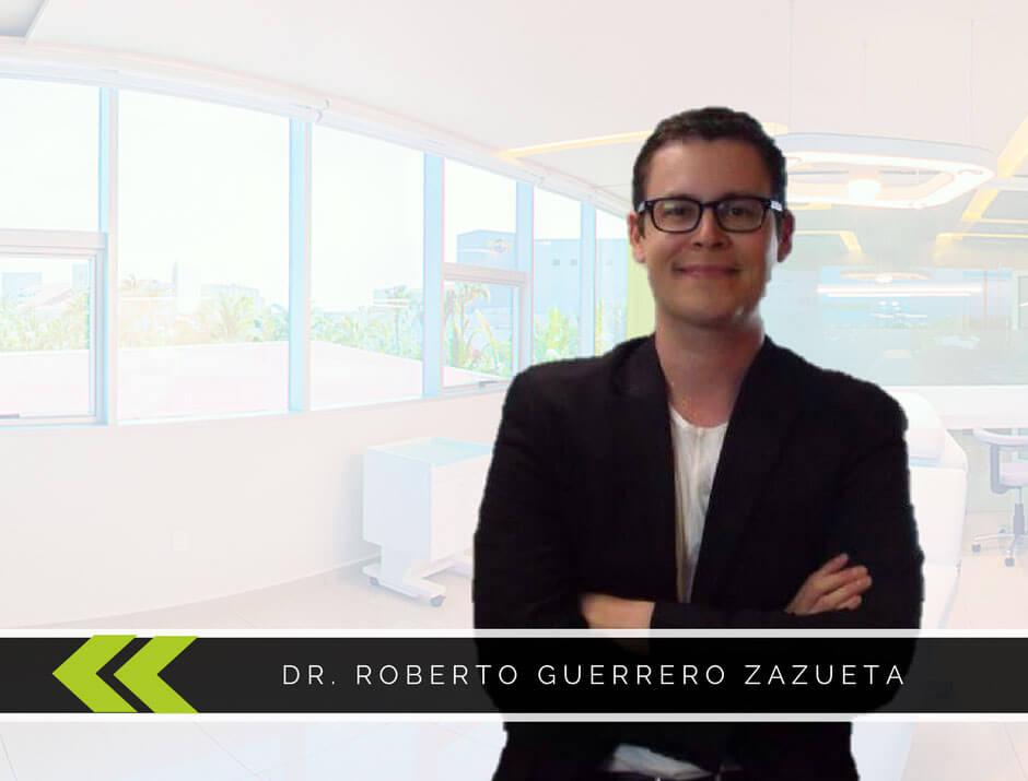 Dr. Roberto Guerrero Zazueta