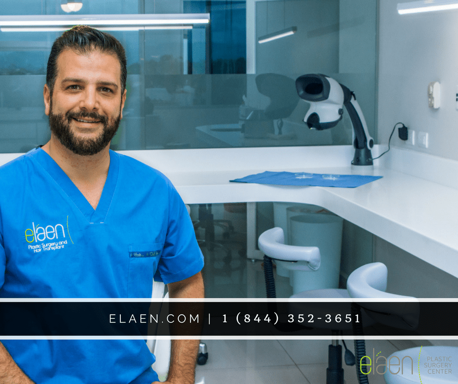 Plastic Surgery Mexico Clinic with Plastic Surgeon in Clinic